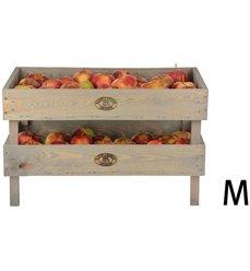 Fruktkasse stablebar M NG34