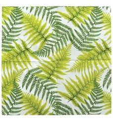 Paper napkins fern 25x25 cm