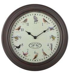 Clock birdsounds