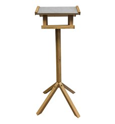 Bird table oak rectangular