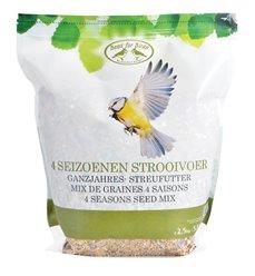 4 seasons seed mix 2,5 kg