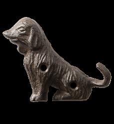 Hook dog tail single