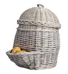 Potato basket grey