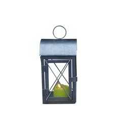 Lanterne med halvrundt tak S 111525