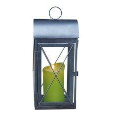Lanterne med halvrundt tak L 111526