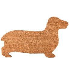 Doormat coir dog