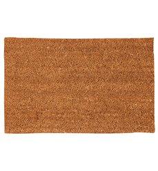 Coir doormat plain 60x40cm