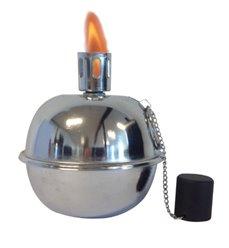 Kulefakkel sølv Ø20cm 160123