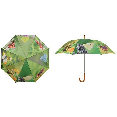 Umbrella butterflies