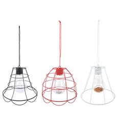 Tealight hanging lamp wire ass.