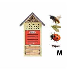 Insekthotell bie, marihøne, nettvinger, saksedyr WA12