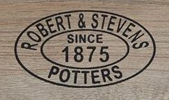 Robert & Stevens Pottery siden 1875